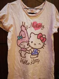 Cute Hello Kitty Top