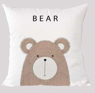 Cute Animal Pillow Case