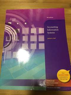 Accounting Information Systems (9th Edition)