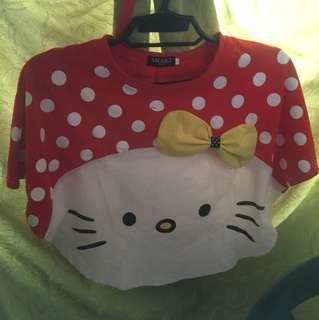 Hello Kitty (Hangin Blouse)