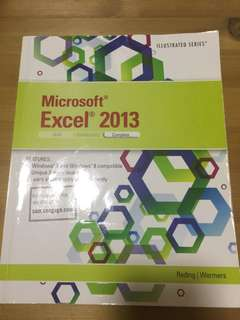 Microsoft Excel 2013 (Complete)