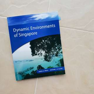 GES1004 Dynamic Environments of Singapore