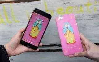 戀物誌雜貨:俄羅斯娃娃 Iphone case7plus/8plus