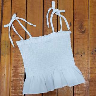 Stretchable Strap Top