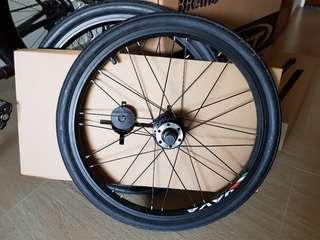 406 Java Wheelset Disc brake