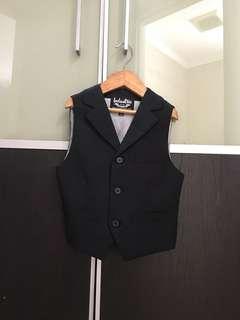 PreLoved Industrie boy formal vest size 5
