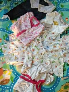 Baju anak libby, dan campuran baju lain, harga nett
