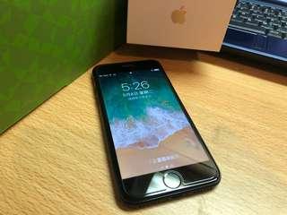 iPhone 7 128GB 鋼琴黑 香港行貨 功能正常