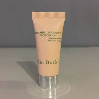 Kat Burki Vitamin C intensive face cream 7ml