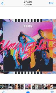(LF) someone to help me buy youngblood 5sos new third album either TARGET (luke) EDITION OR NORNAL DELUXE PLEASE HMU