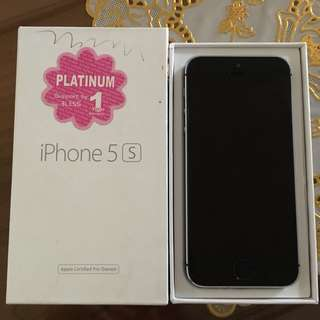 iPhone 5S 32GB (Black)