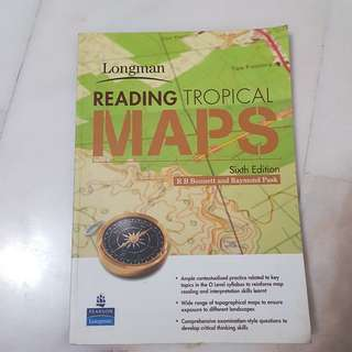 Reading Tropical Maps (Geography Textbook)
