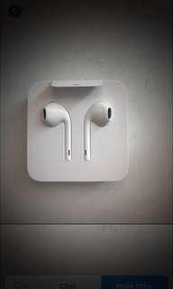 Authentic iPhone 7 Plus EarPods