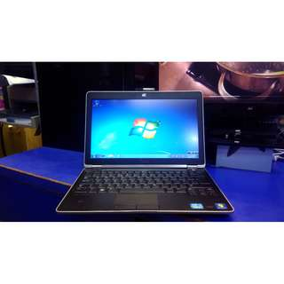 #轉讓 Dell 商務 i5-E6220 12.5吋 極速手提電腦