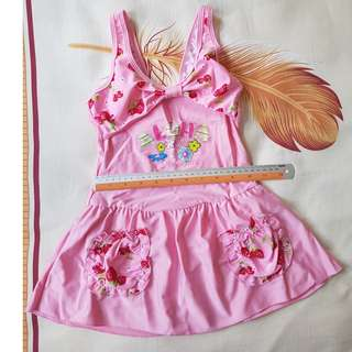 Swim Suit for 6-8 year old girls