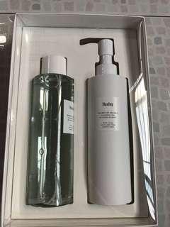 [BN] Huxley Cleansing Duo - Cleansing Water + Gel