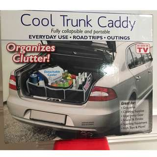 Trunk Caddy / Trunk Organizer