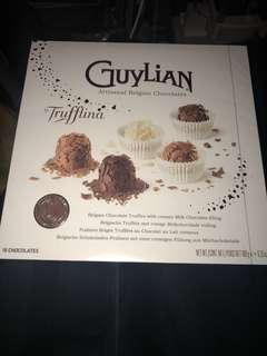 (世界十大巧克力品牌)GuyLian Artisanal Belgian Chocolates