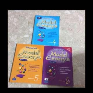 Model Essays For P4, P5, P6