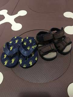 Baby boy shoes & slippers
