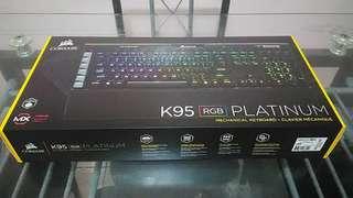 Corsair K95 Platinum RGB