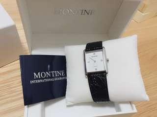 Montine watch