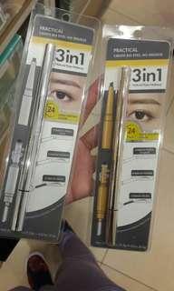 Eyeliner & eyebrow po malaysia