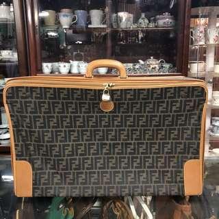 💯 % Authentic Fendi Luggage/ Travel Bag
