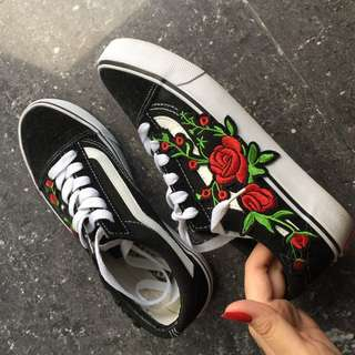 Customized Old Skool