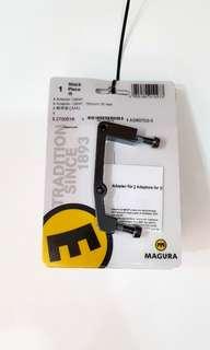 Magura brake adapter