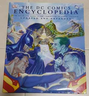 The DC Comics Encyclopedia Updated and Expanded