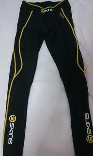 Men's Skins A200 long tights