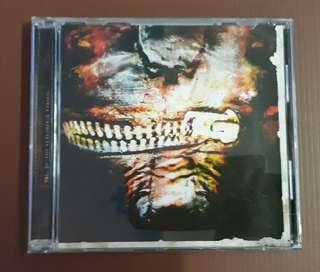 CD Slipknot - Vol.3 : ( The Subliminal Verses ) USA