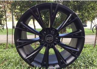 19in PCD 5-112 Original Audi Rims On Offer Sale