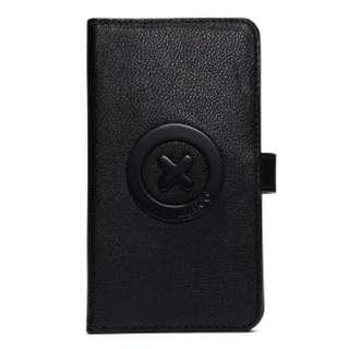 Mimco Matte Black iPhone 6/6s Flip Case