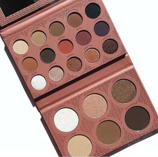 ItsMyRayeRaye 21 Color Eyeshadow, Highlighter and Contour Palette by Bh Cosmetics