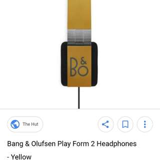 Bang and olufsen Form 2
