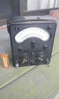 🚚 早期工業用儀器電錶