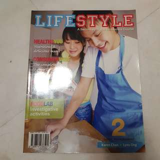 Lifestyle 2 (Secondary Home Economics)
