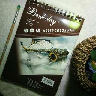 Berkeley Water Color Pad