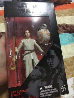 Star Wars Rey Jakku & BB-8
