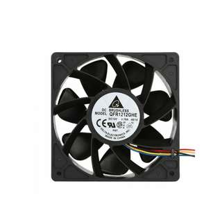 Antminer Delta Replacement Fan 2.7A 6000rpm Bitmain