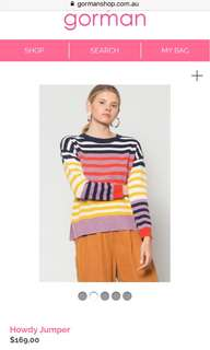 Gorman Jumper