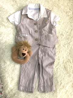 Mothercare suit