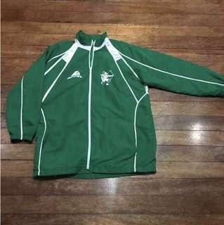 DLSU Green Archer Accel Varsity Jacket
