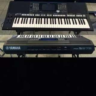 Keyboard yamaha psr s975 cicil tanpa cc