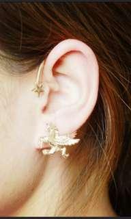 Unicorn Hook Earring
