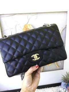 Chanel Lambskin Sling Bag