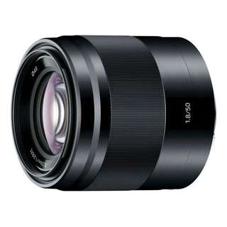 Sony E 50mm F1.8 ( For APS-C ). Sony Malaysia Warranty 15 month. READY STOCK NOW
