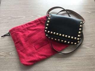 Valentino Rockstuds belt hip bag clutch 窩釘腰包手拎袋